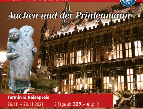 Aachen und der Printenmann