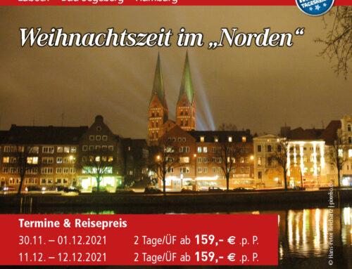 """Weihnachtszeit im """"Norden"""""""